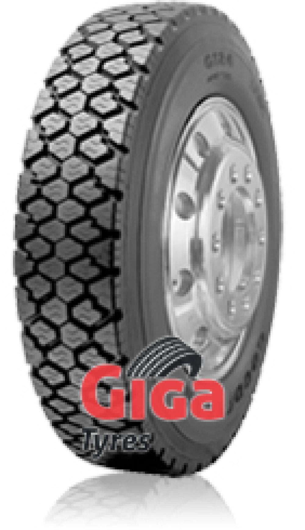 Goodyear G124 ( 10 R17.5 134M 16PR )