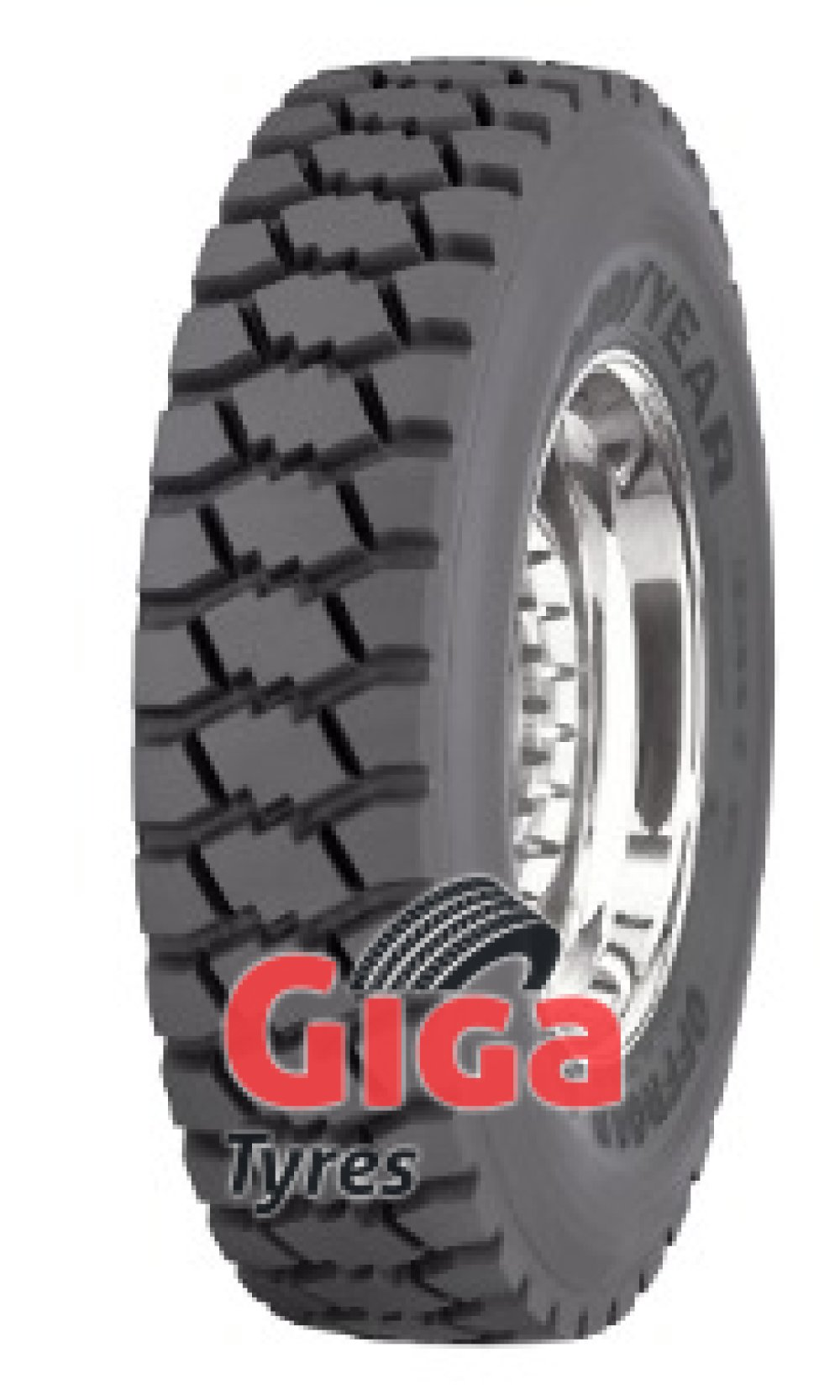 Goodyear Offroad ORD ( 13 R22.5 156G 18PR Double Labeling 154J )