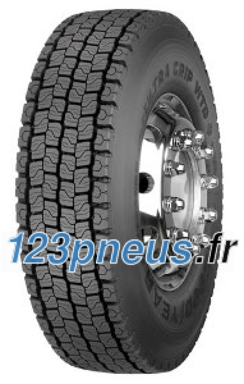 Goodyear Ultra Grip WTD City ( 275/70 R22.5 148/145J 16PR Double marquage 152/148E )