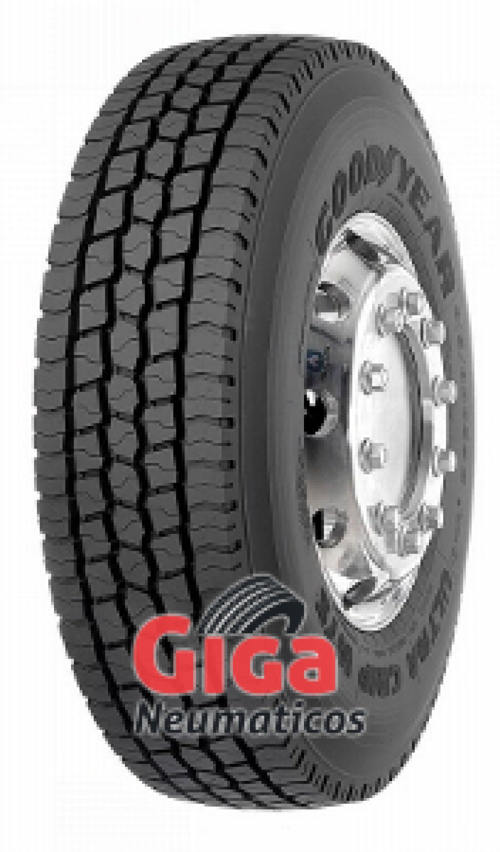 Goodyear Ultra Grip WTS ( 385/55 R22.5 160K 20PR doble marcado 158L )
