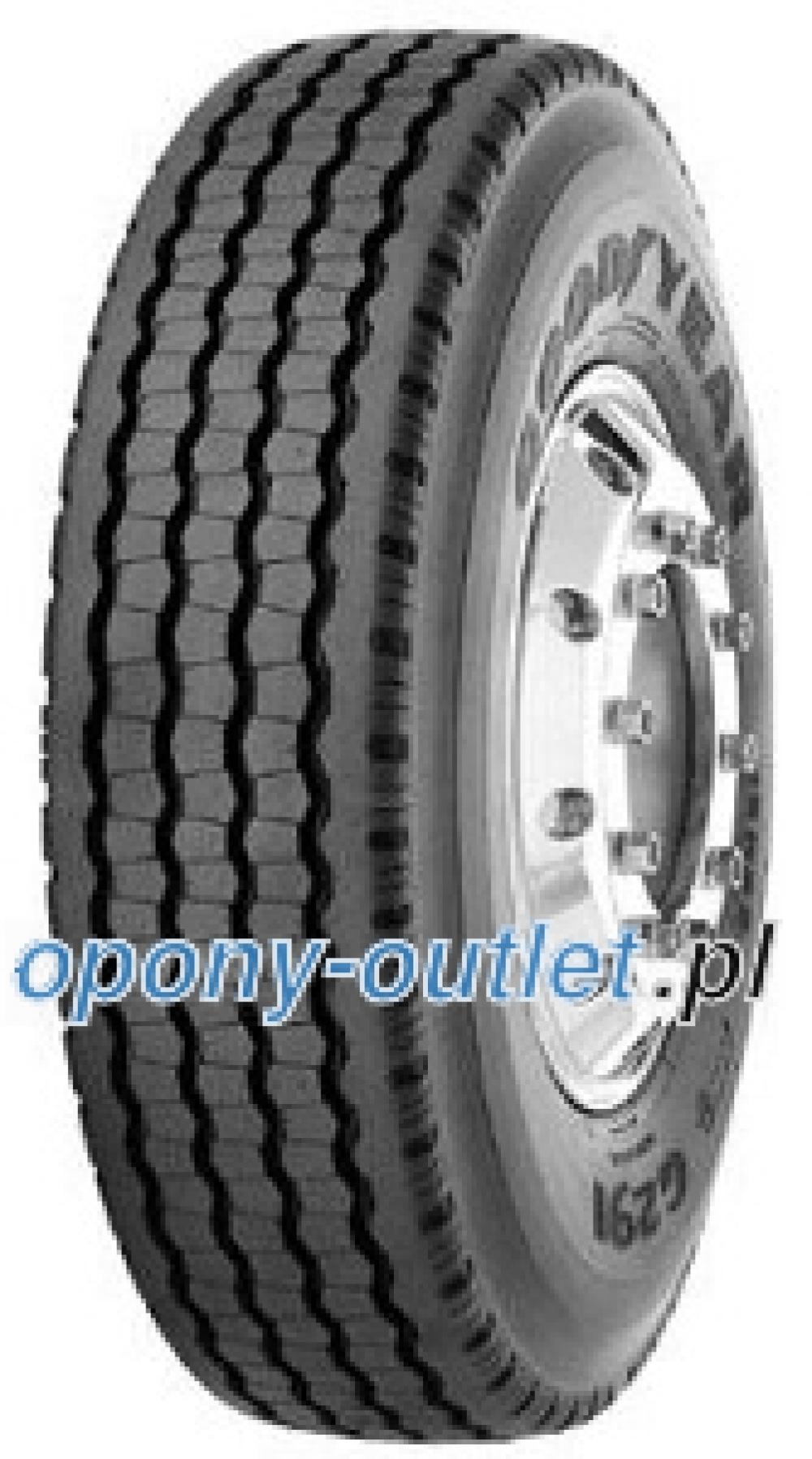 Goodyear Unisteel G 291 ( 10 R17.5 134/132M 16PR )
