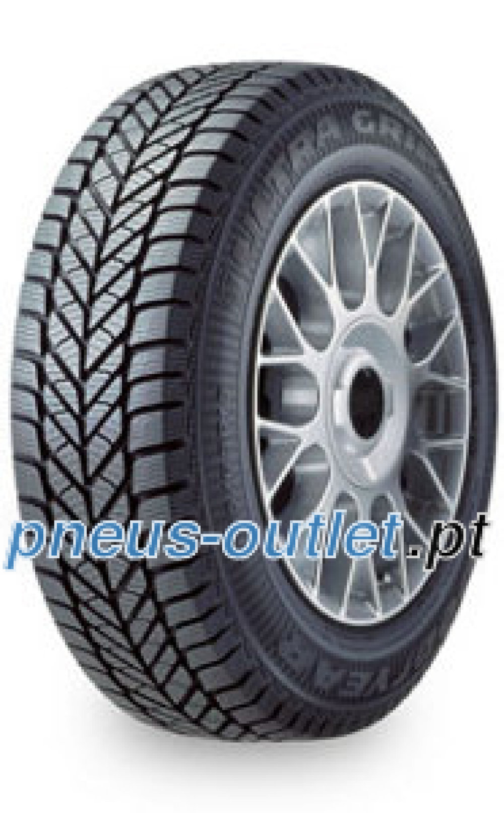 Goodyear Ultra Grip Ice ( 285/60 R18 116T G1, SUV )