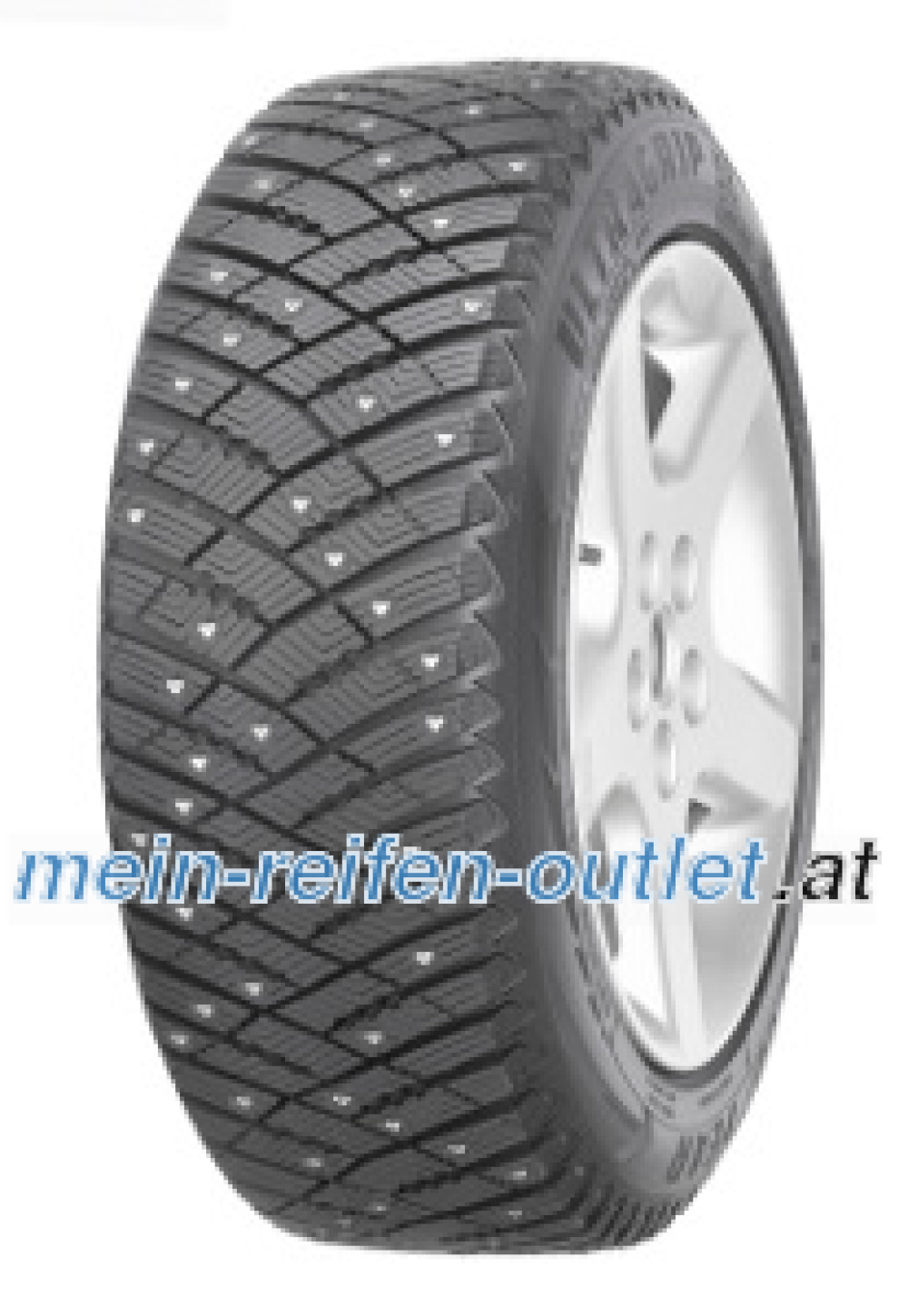 Goodyear Ultra Grip Ice Arctic ( 225/55 R17 101T XL , bespiked )