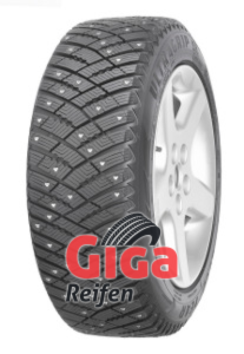 Goodyear Ultra Grip Ice Arctic ( 225/60 R18 104T XL , bespiked, SUV )