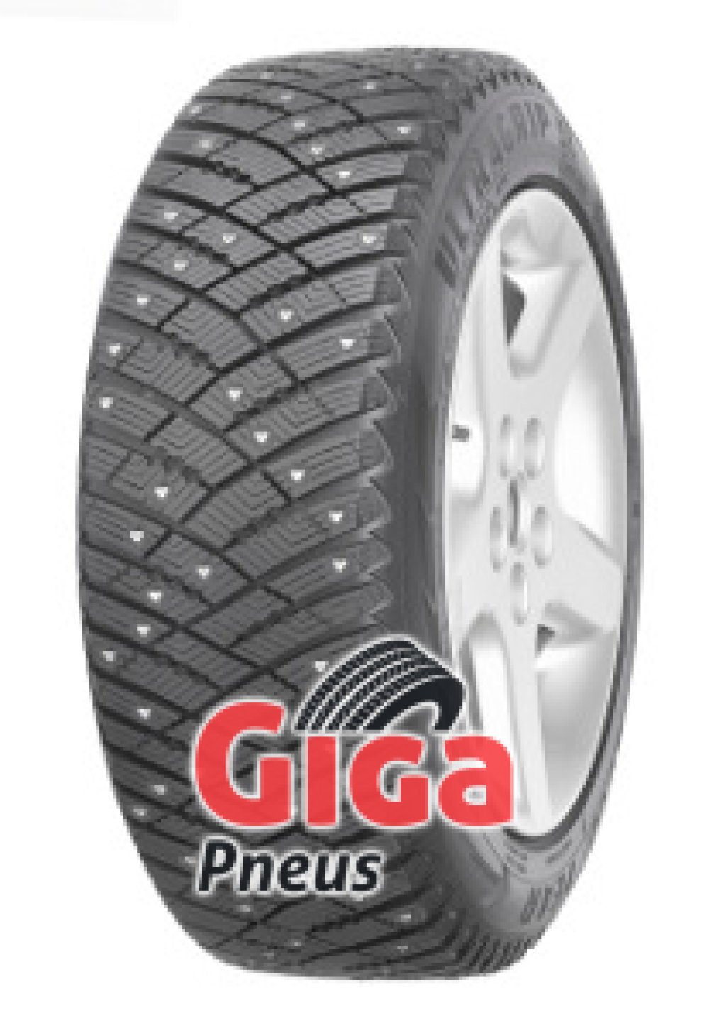 Goodyear Ultra Grip Ice Arctic ( 235/50 R18 101T XL , Clouté )