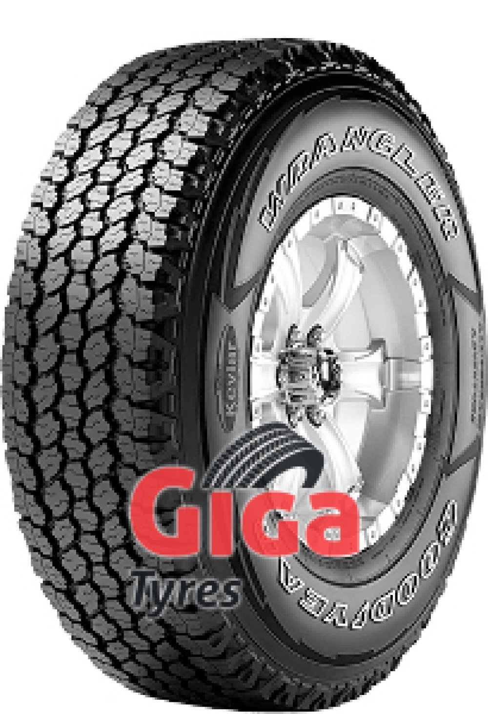 Goodyear Wrangler All-Terrain Adventure ( 265/65 R17 112T )