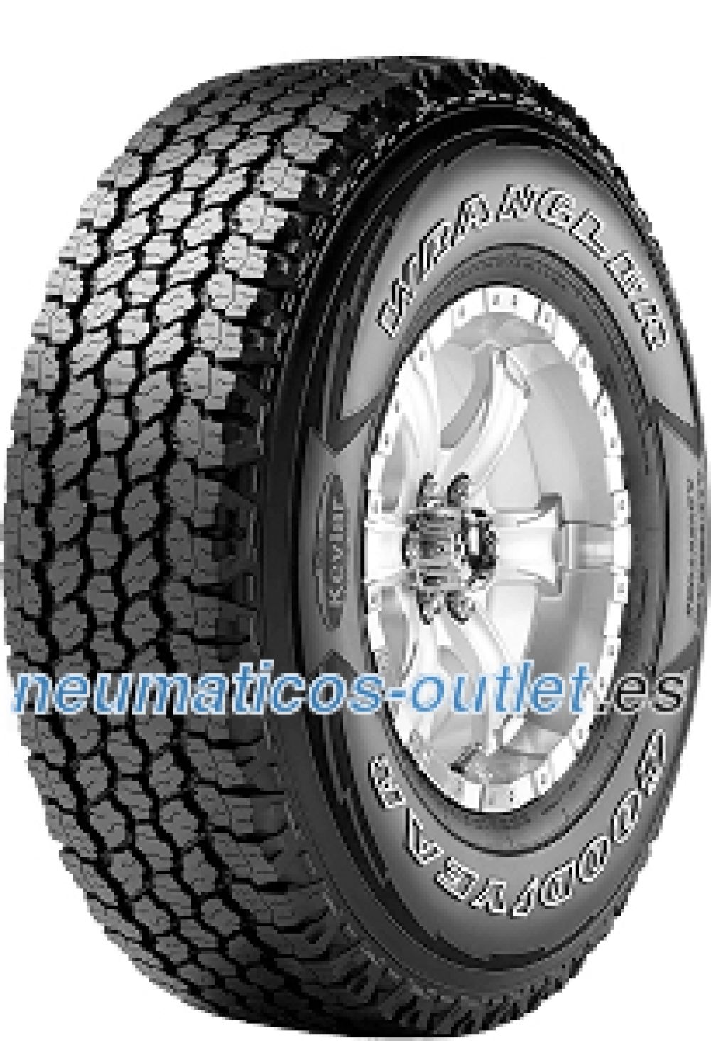 Goodyear Wrangler All-Terrain Adventure ( 245/75 R15C 109/107S 6PR )
