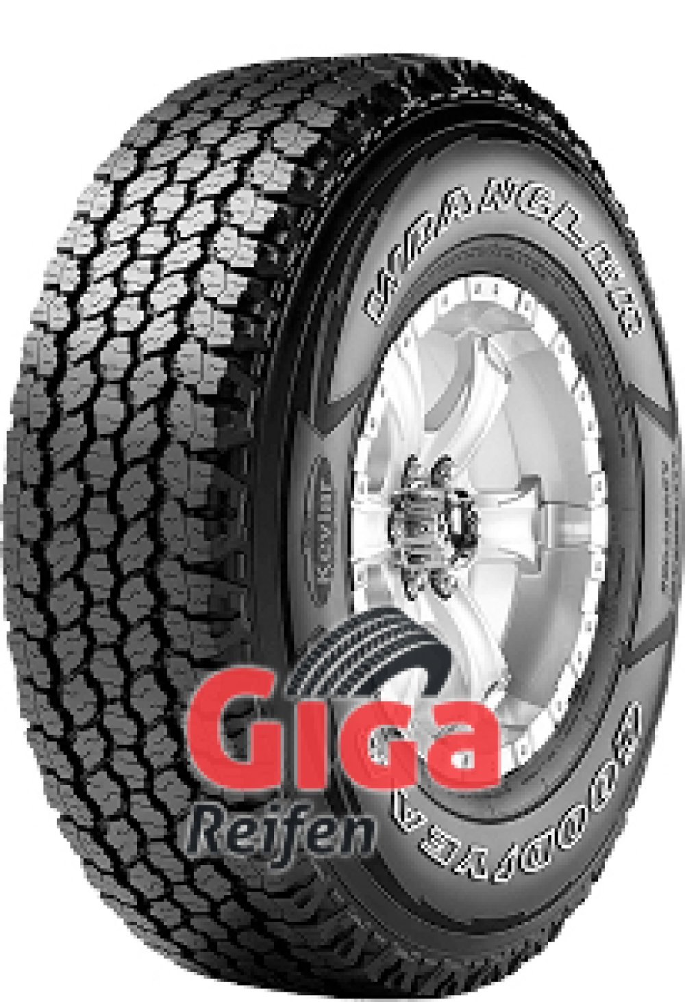 Goodyear Wrangler All-Terrain Adventure ( 255/55 R19 111H XL )