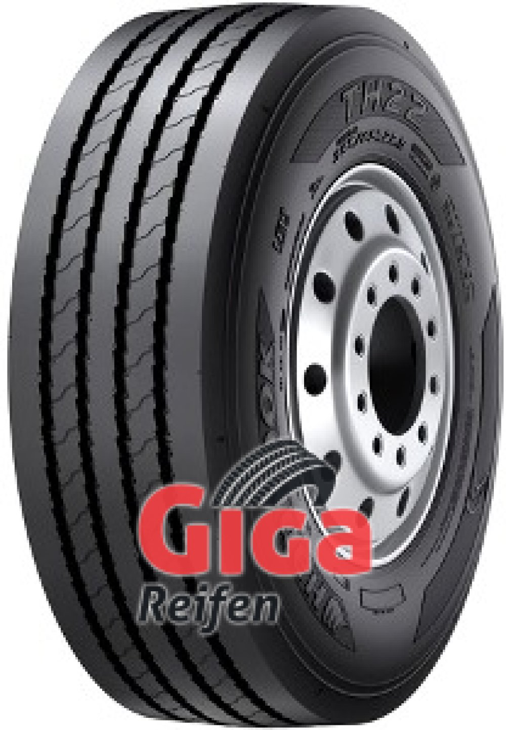 Hankook TH22 ( 215/75 R17.5 135/133J , M+S Kennung )