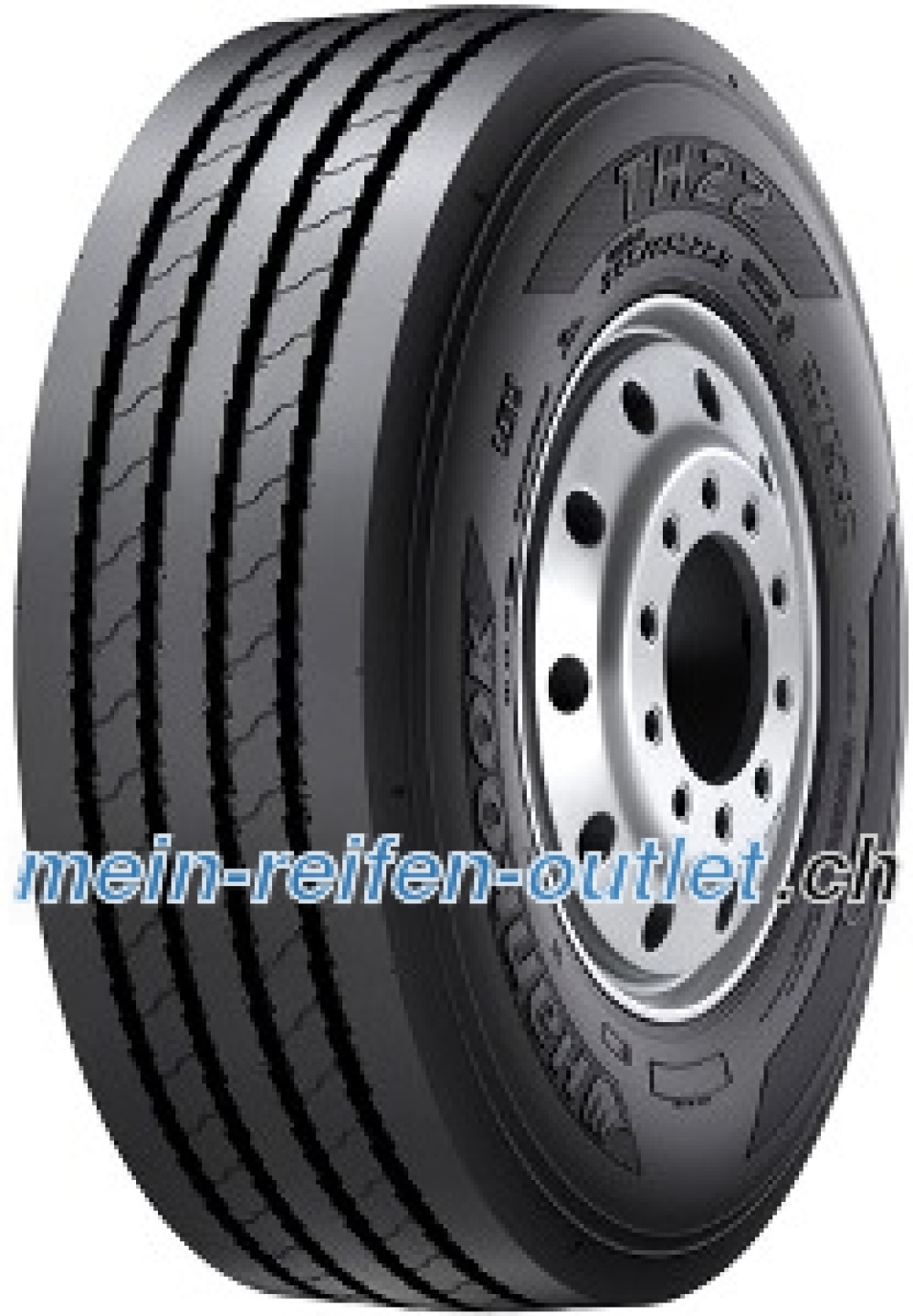 Hankook TH22 ( 245/70 R19.5 141/140J 18PR , M+S Kennung SBL )