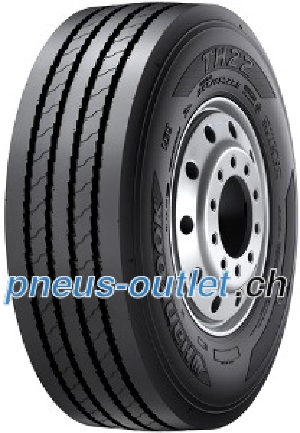 Hankook TH22 ( 215/75 R17.5 135/133J , Marquage M+S )