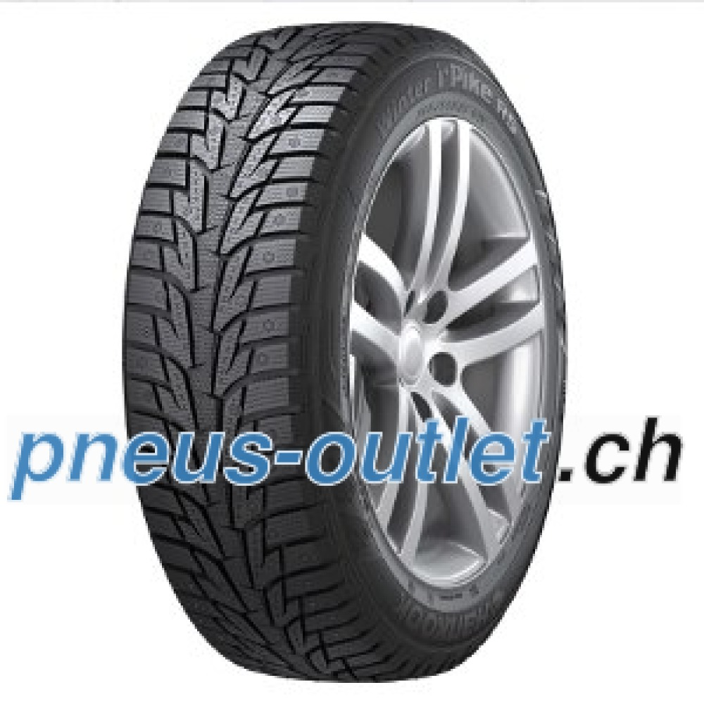 Hankook Winter i*Pike RS W419 ( 245/40 R18 97T Clouté )
