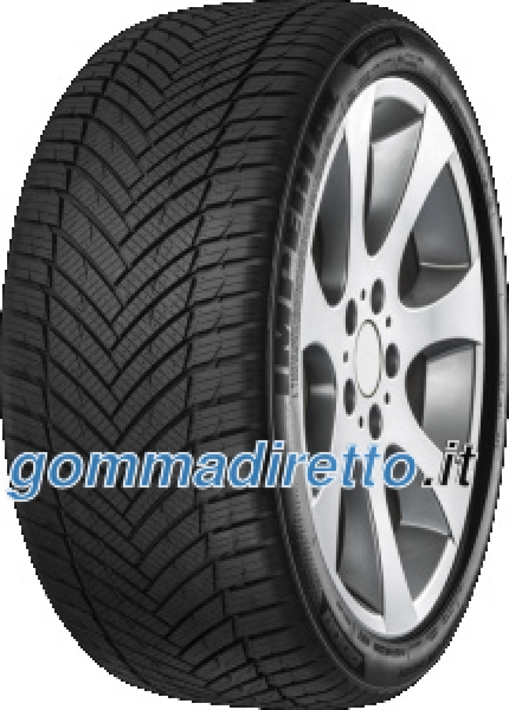 Image of Imperial All Season Driver ( 185/55 R15 82H )