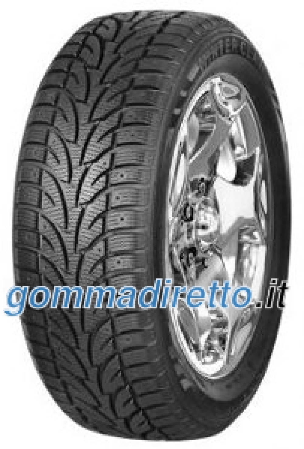 Image of Interstate Winter Claw Extreme Grip ( 245/75 R16 111S, pneumatico chiodato )
