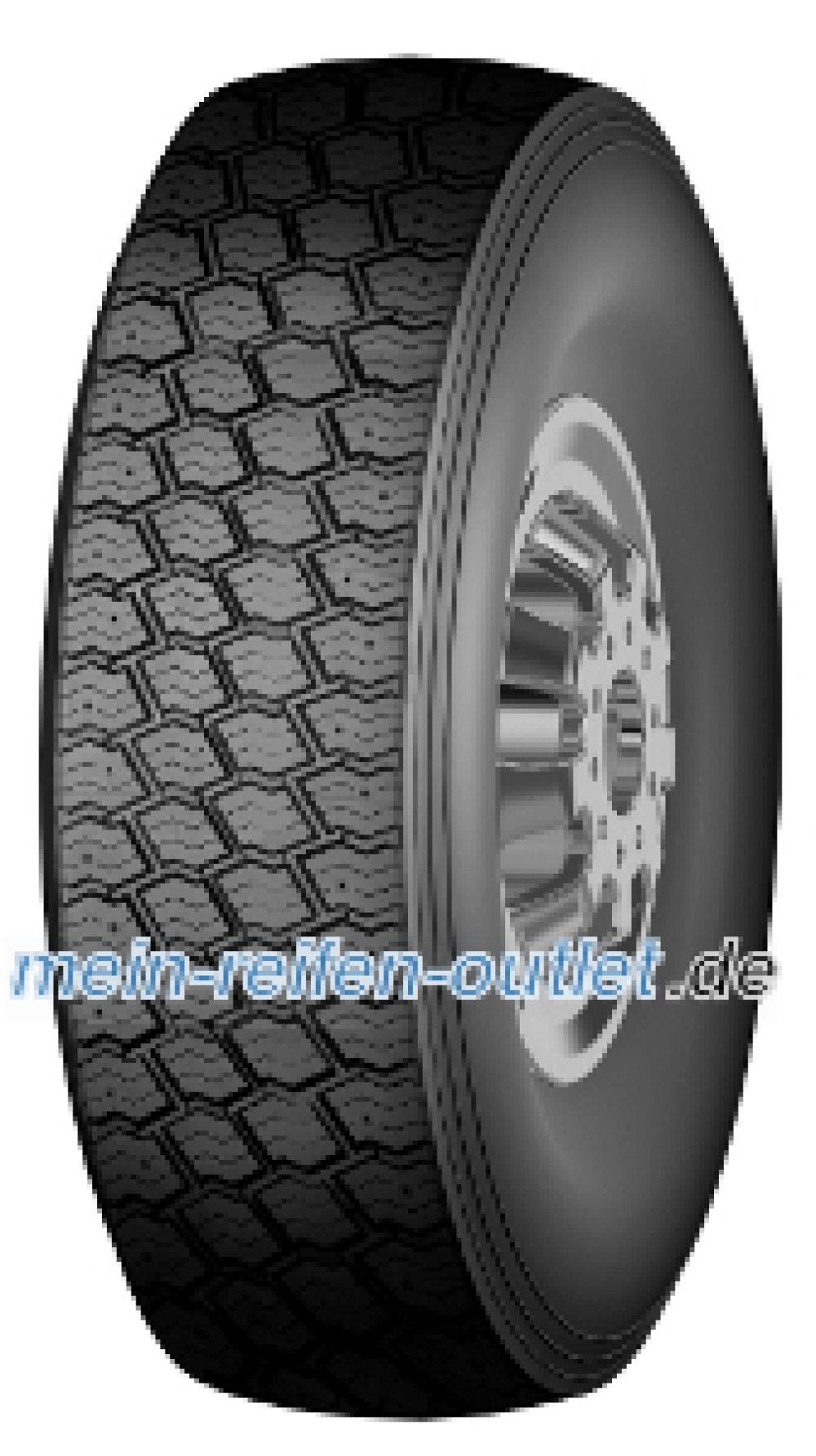 Kaltrunderneuerung MS817 Winter ( 295/80 R22.5 Karkassqualität FV, runderneuert )