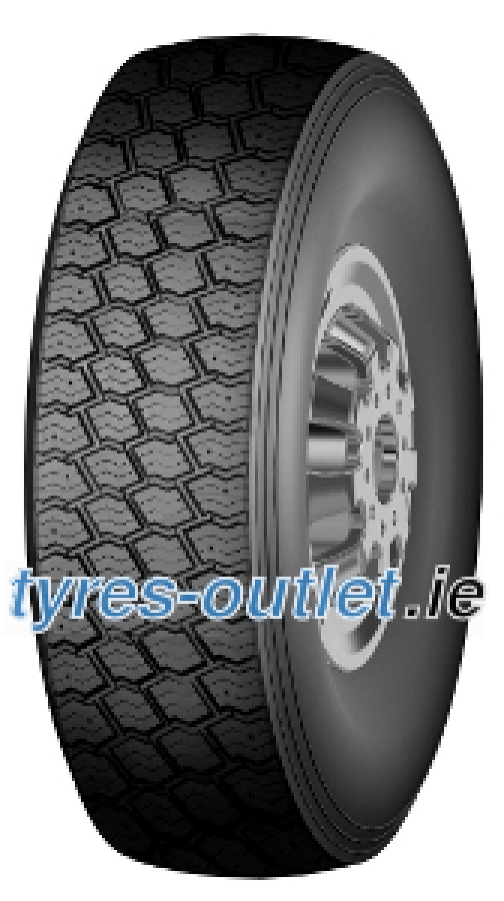 Kaltrunderneuerung MS817 Winter ( 295/80 R22.5 Case quality FV, remould )