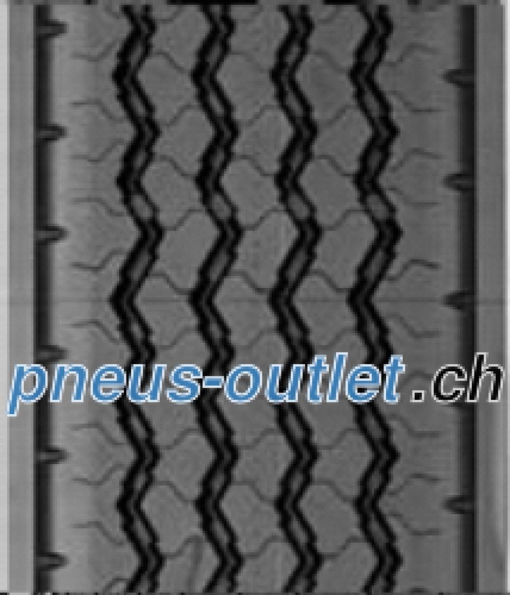 Kaltrunderneuerung ZA ( 295/80 R22.5 152/147M , rechapé, Karkassqualität FV )