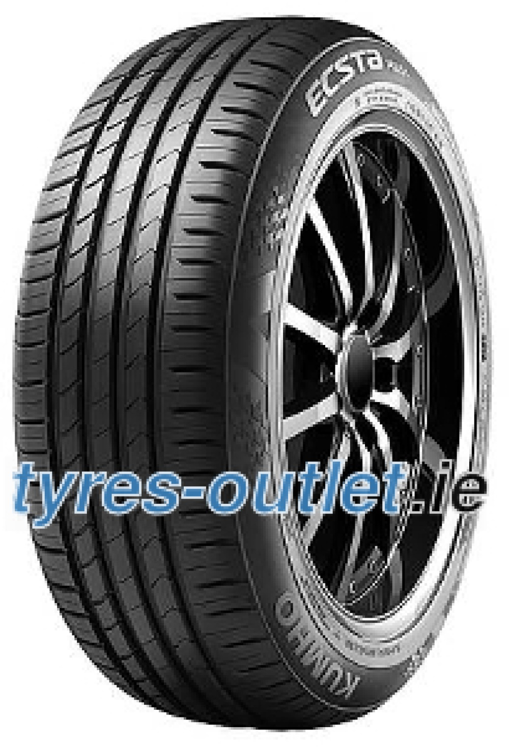 Kumho Ecsta HS51 ( 235/45 ZR18 98W XL with rim protection ridge (FSL) )