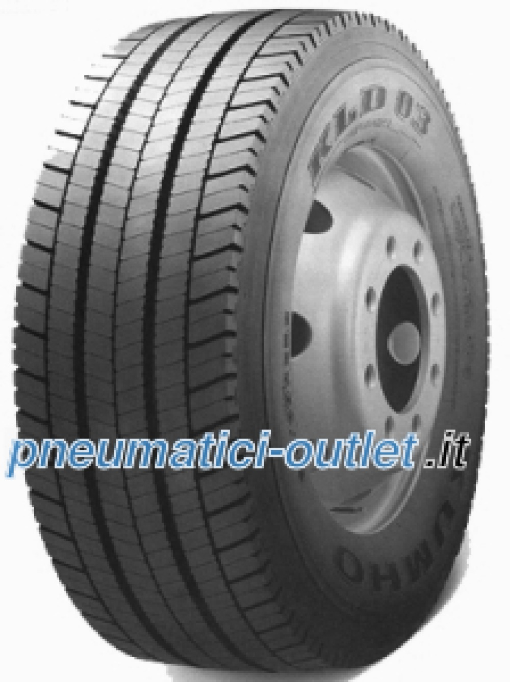 Kumho KLD03 ( 315/70 R22.5 154/150L 16PR )