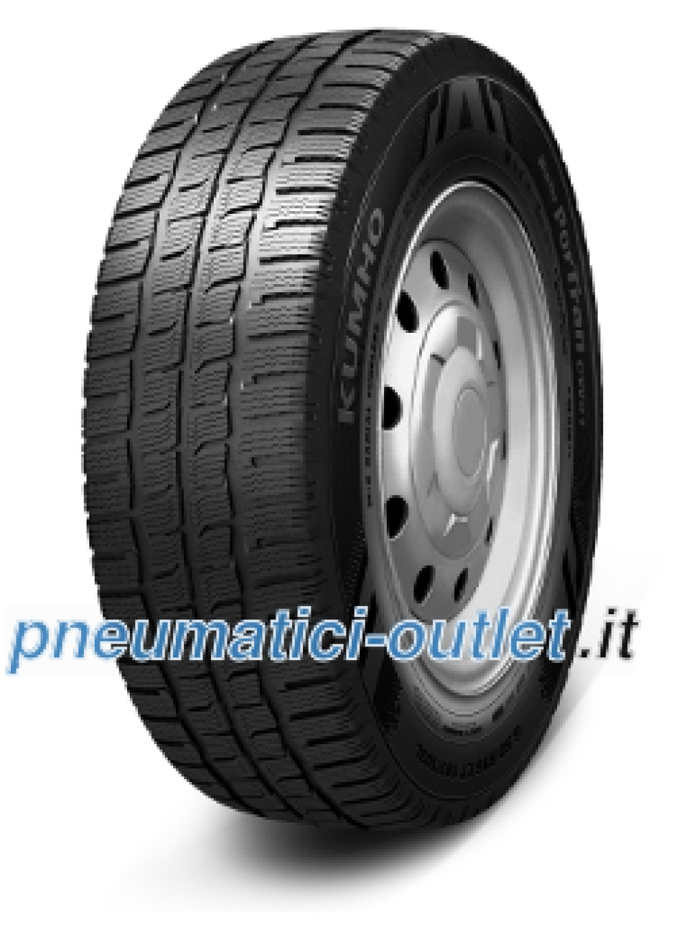 Kumho PorTran CW51 ( 235/65 R16C 115/113R )