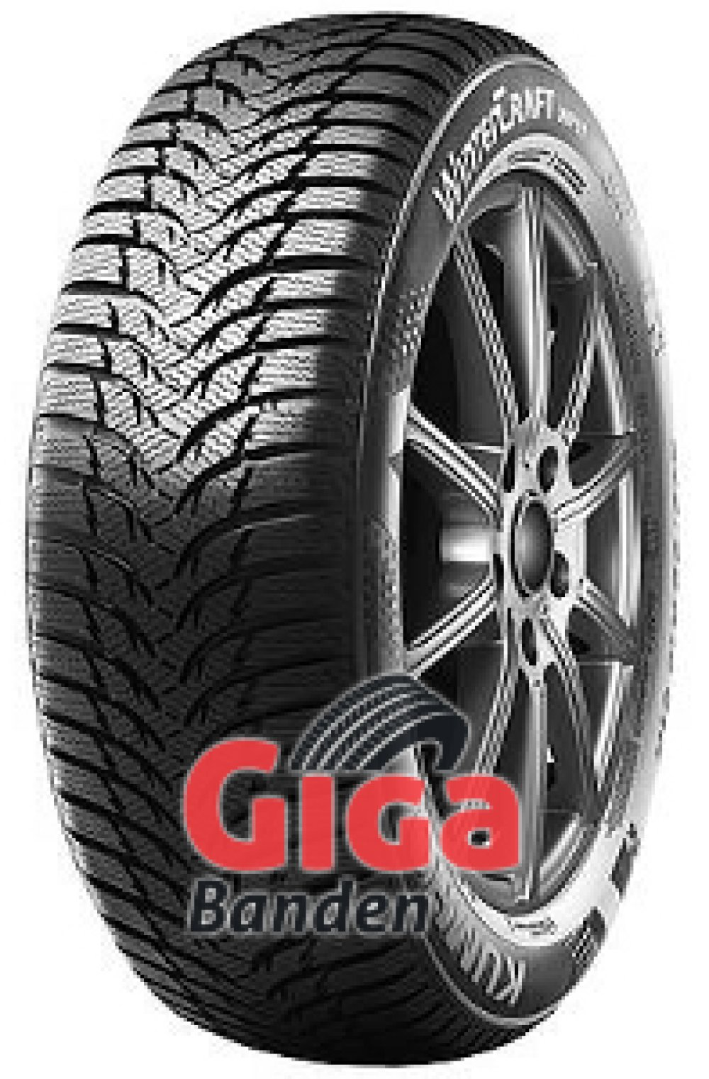 Kumho WinterCraft WP51 ( 175/60 R15 81T )