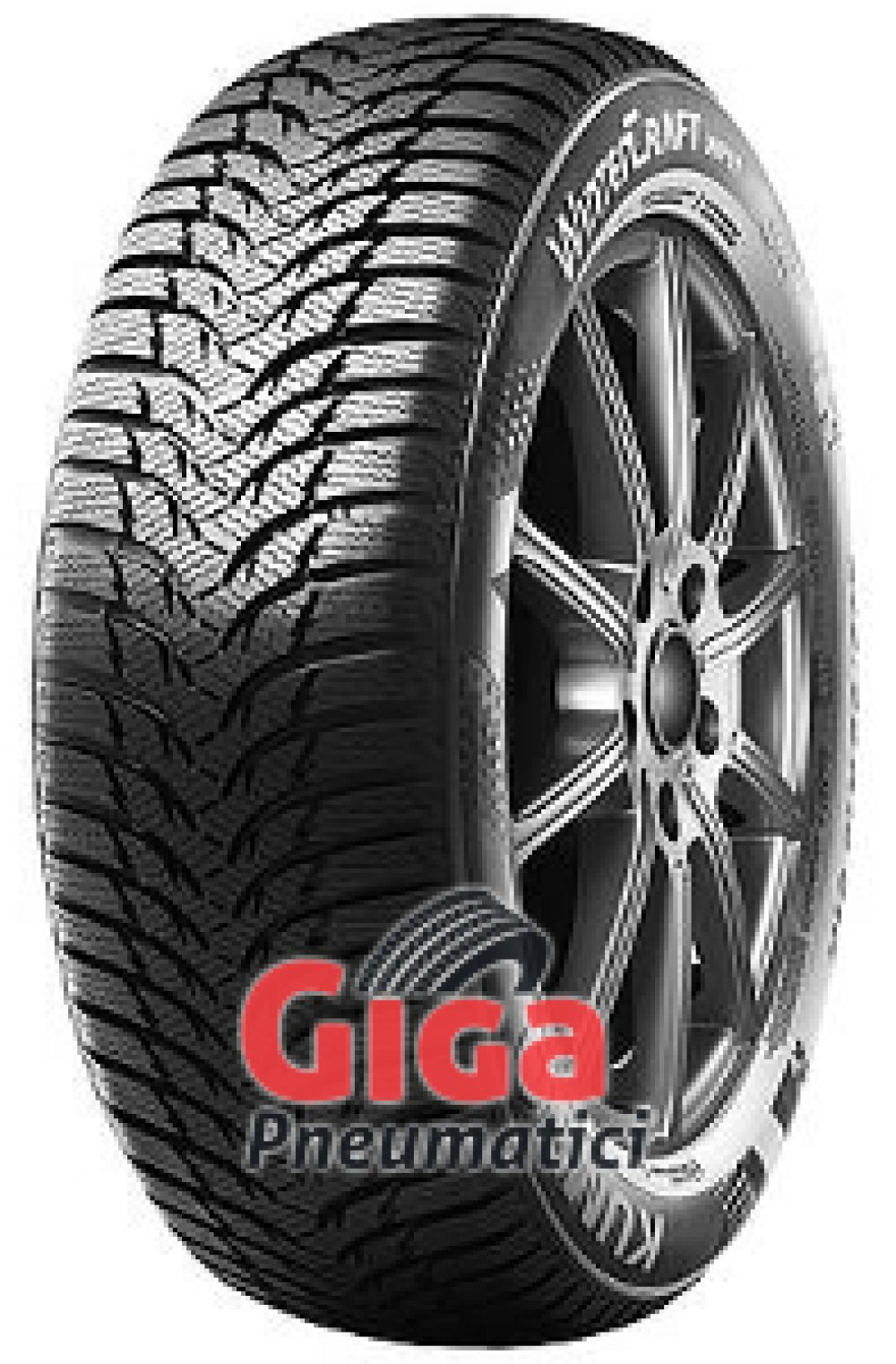 Kumho WinterCraft WP51 ( 195/45 R16 84H XL )