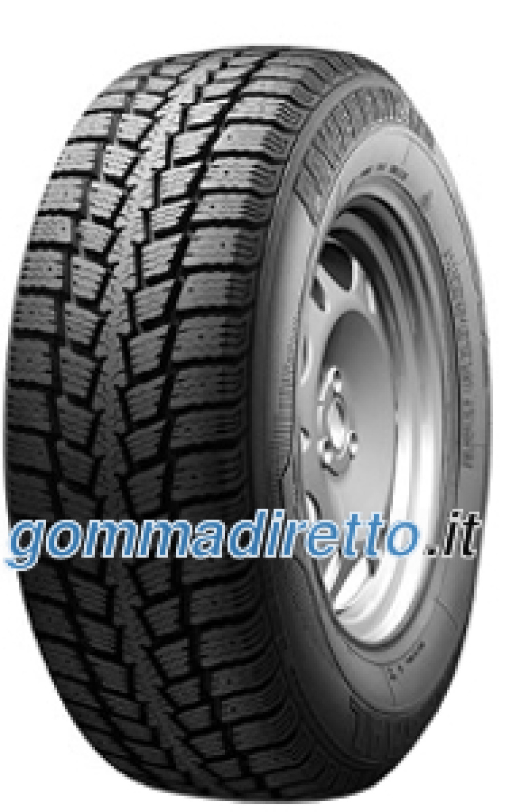 Image of Marshal Power Grip KC11 ( 215/65 R16C 109/107R, pneumatico chiodato )