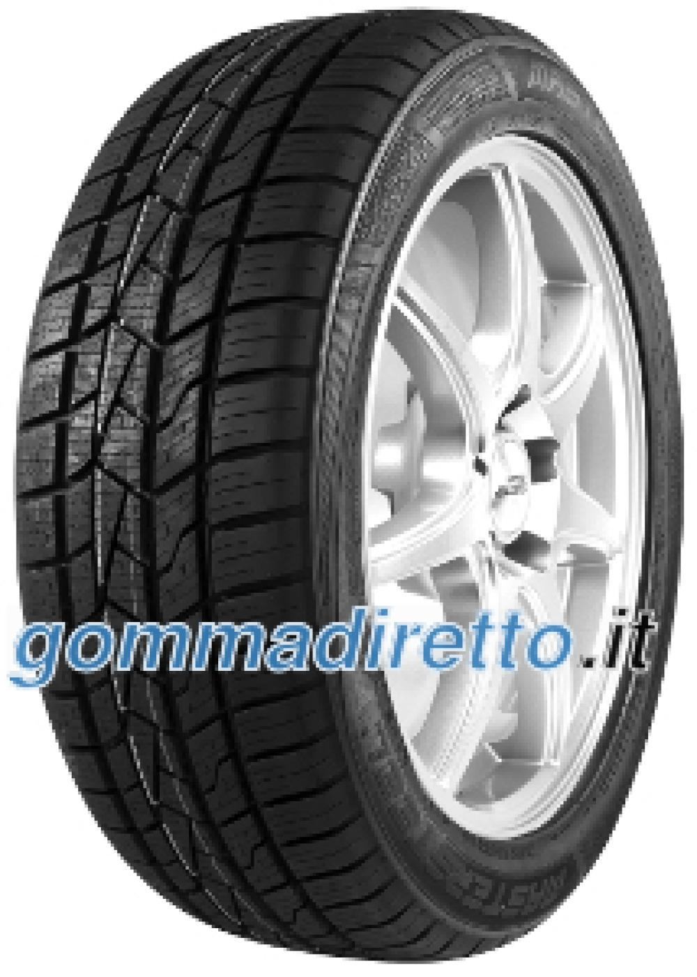 Image of Mastersteel All Weather ( 185/55 R14 80T )