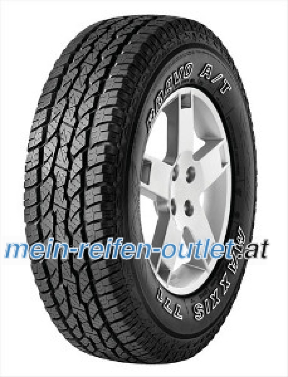 Maxxis AT-771 Bravo ( 215/70 R16 100T OWL )