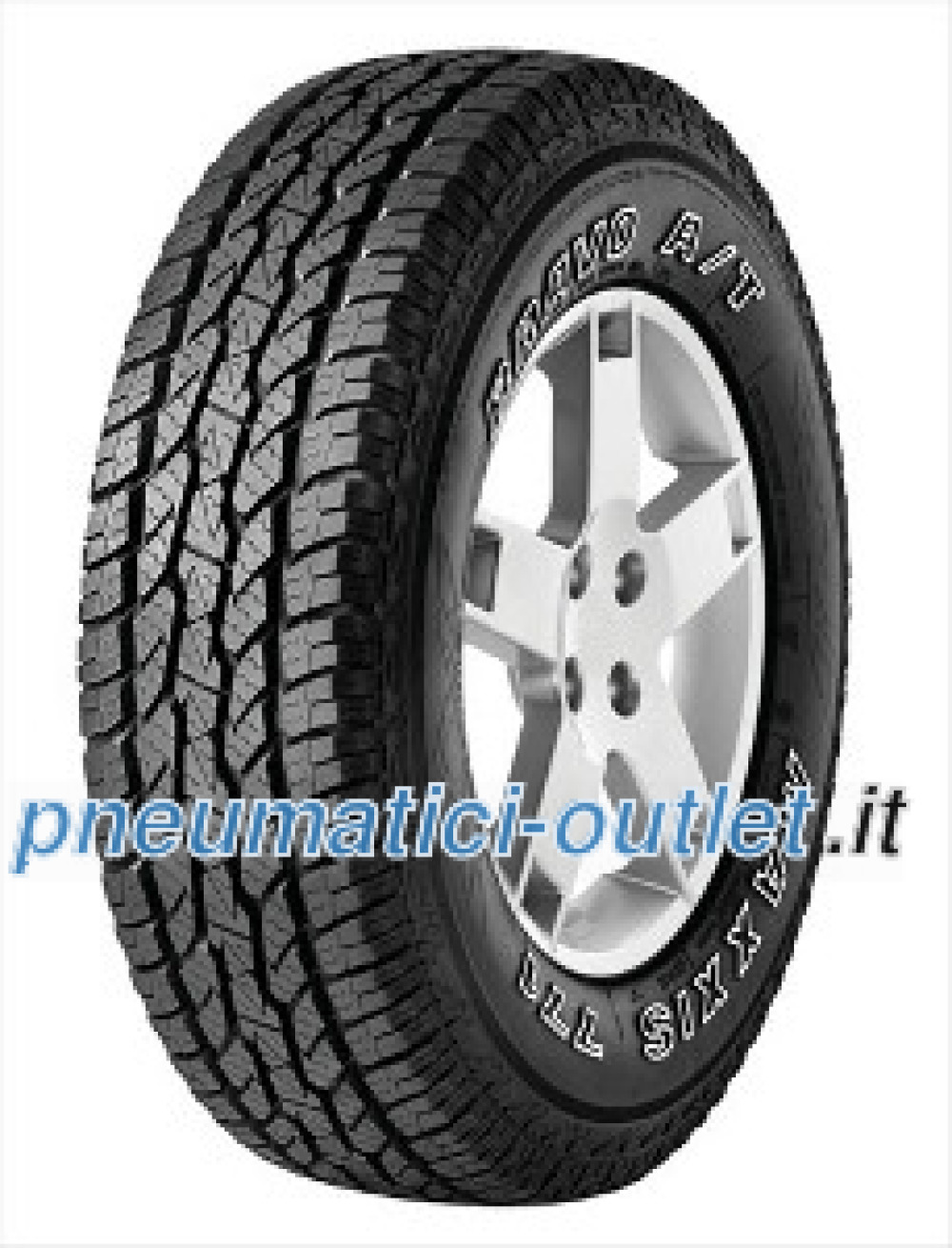 Maxxis AT-771 Bravo ( 235/65 R17 104T OWL )