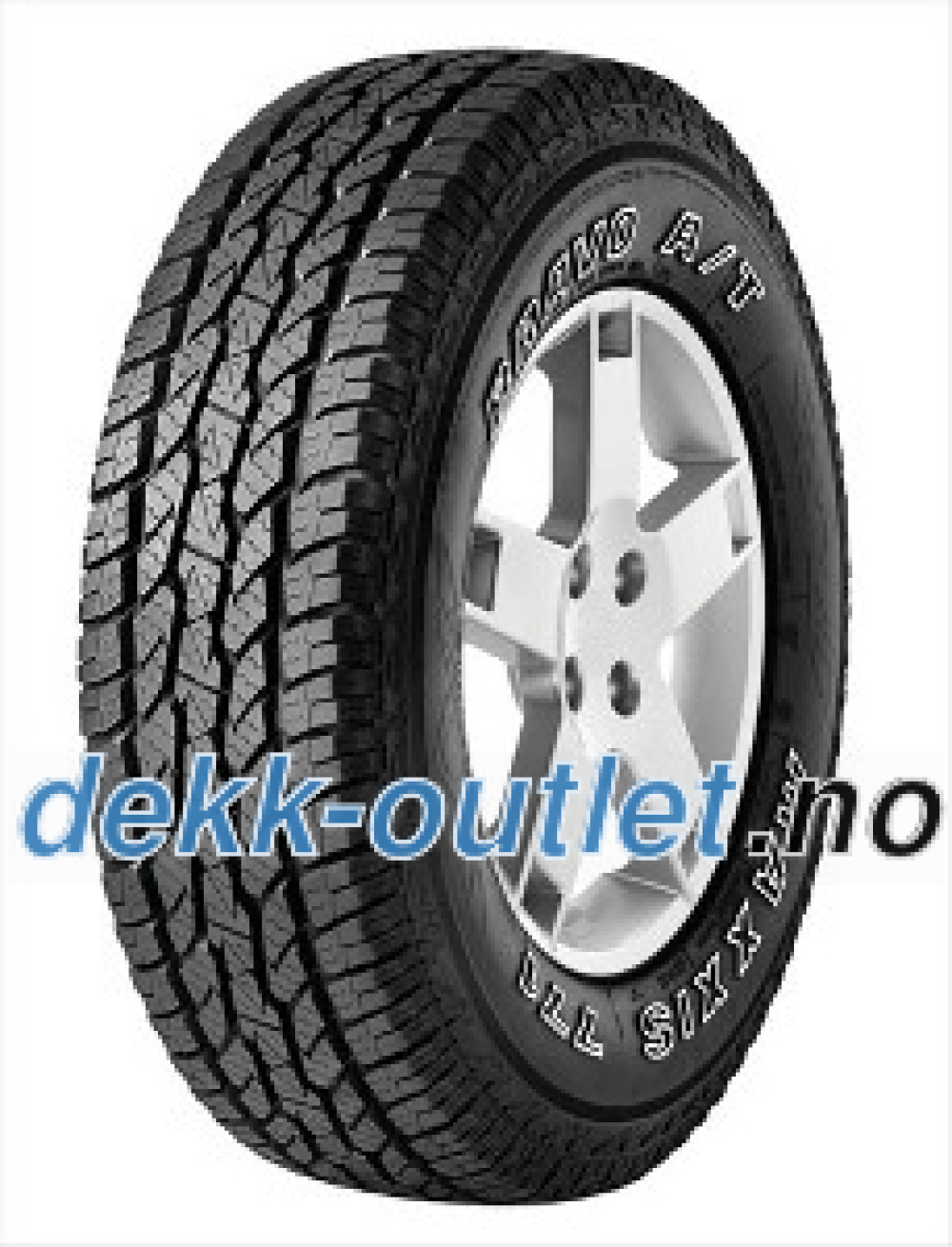 Maxxis AT-771 Bravo ( 265/70 R17 115S OWL )