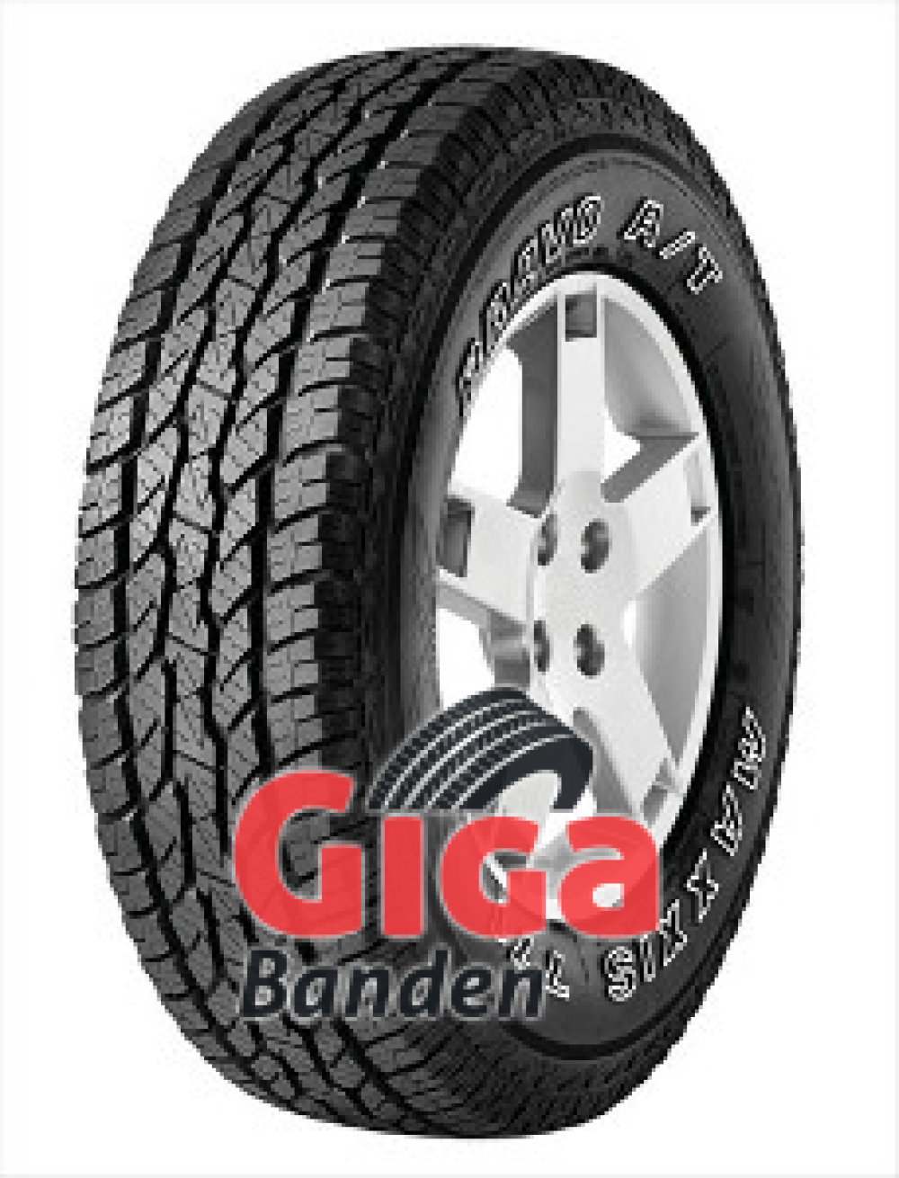 Maxxis AT-771 Bravo ( 225/75 R15 102S OWL )