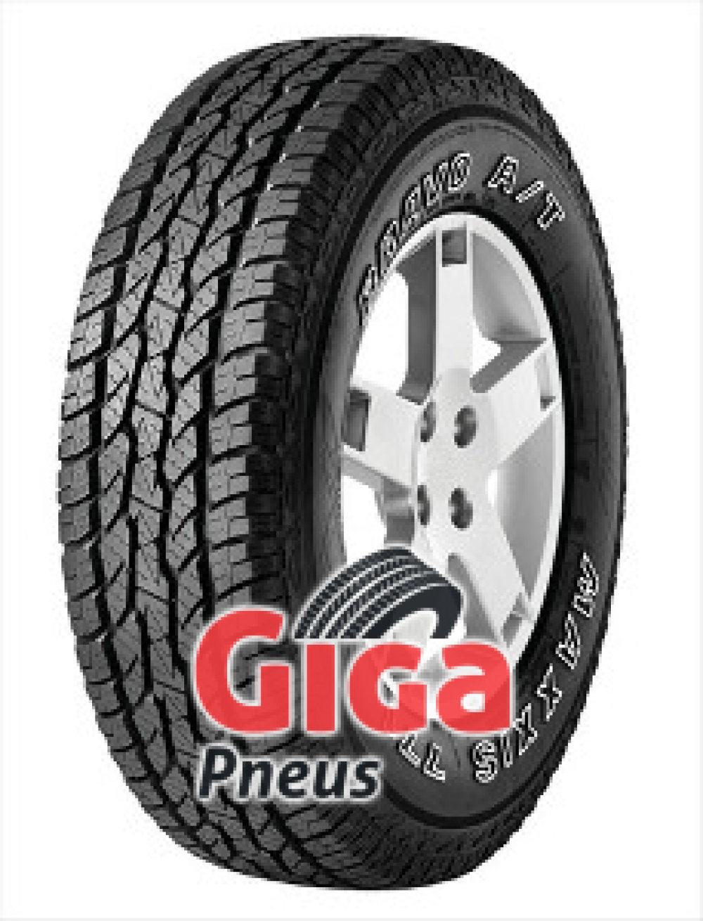 Maxxis AT-771 Bravo ( 265/70 R18 116S OWL )
