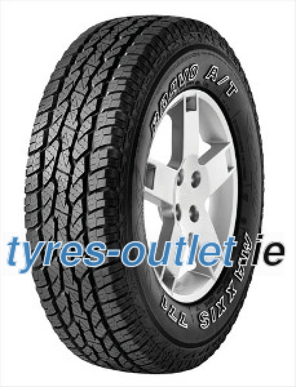 Maxxis AT-771 Bravo ( 255/65 R17 110H )