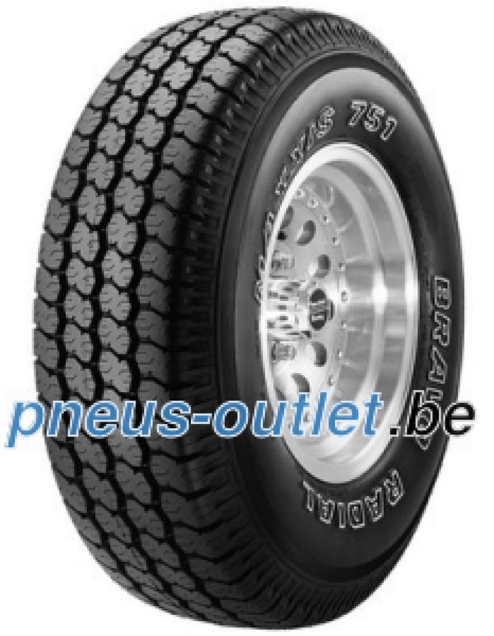 Maxxis MA-751 ( 205 R16C 110/108Q 8PR )