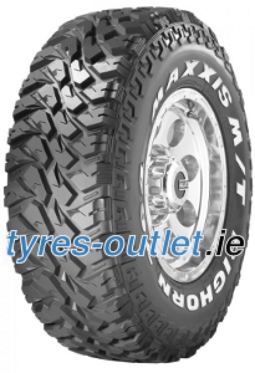 Maxxis MT764 ( LT33x12.50 R15 108Q POR RWL )
