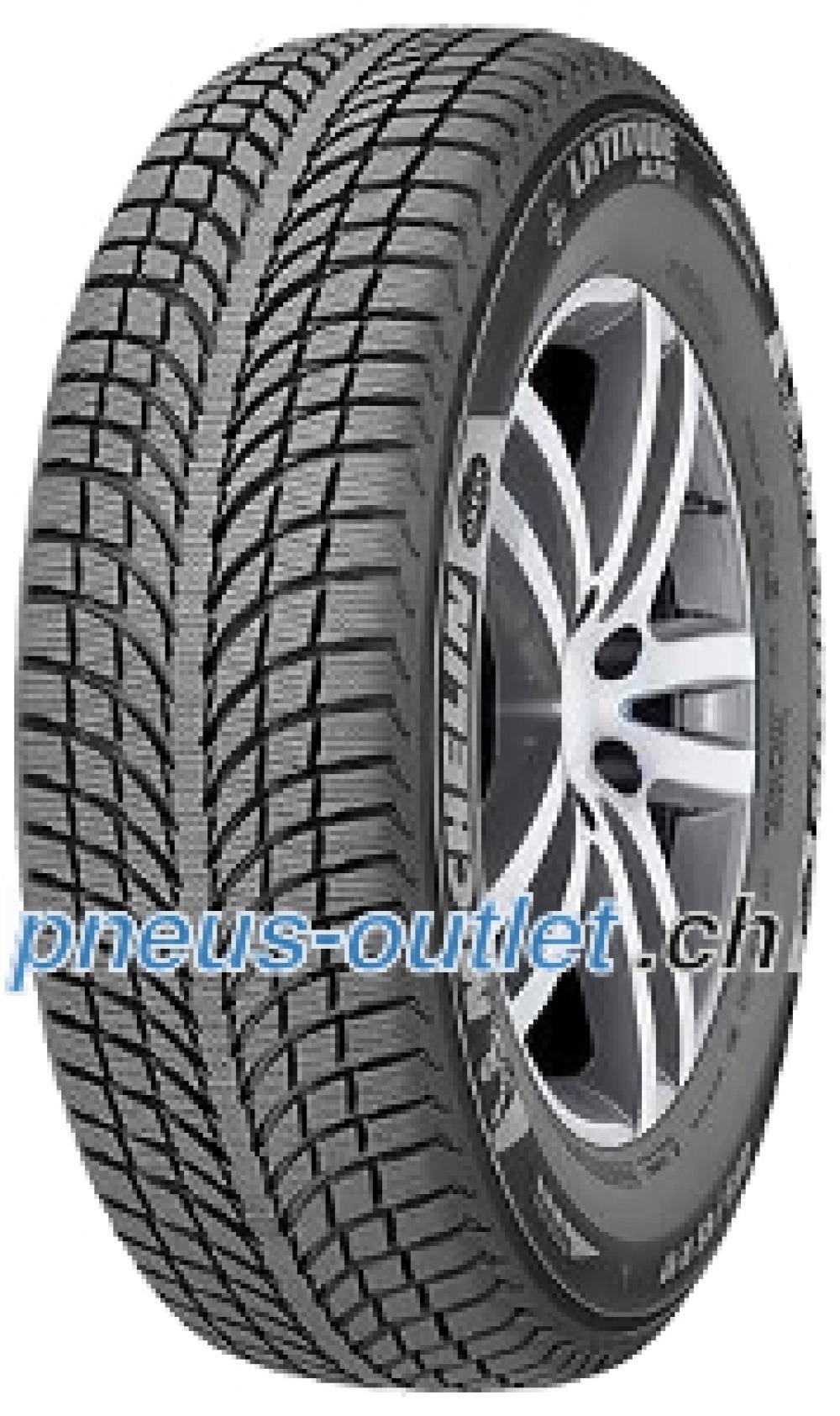 Michelin Latitude Alpin LA2 ZP ( 255/55 R18 109H XL , runflat, * )