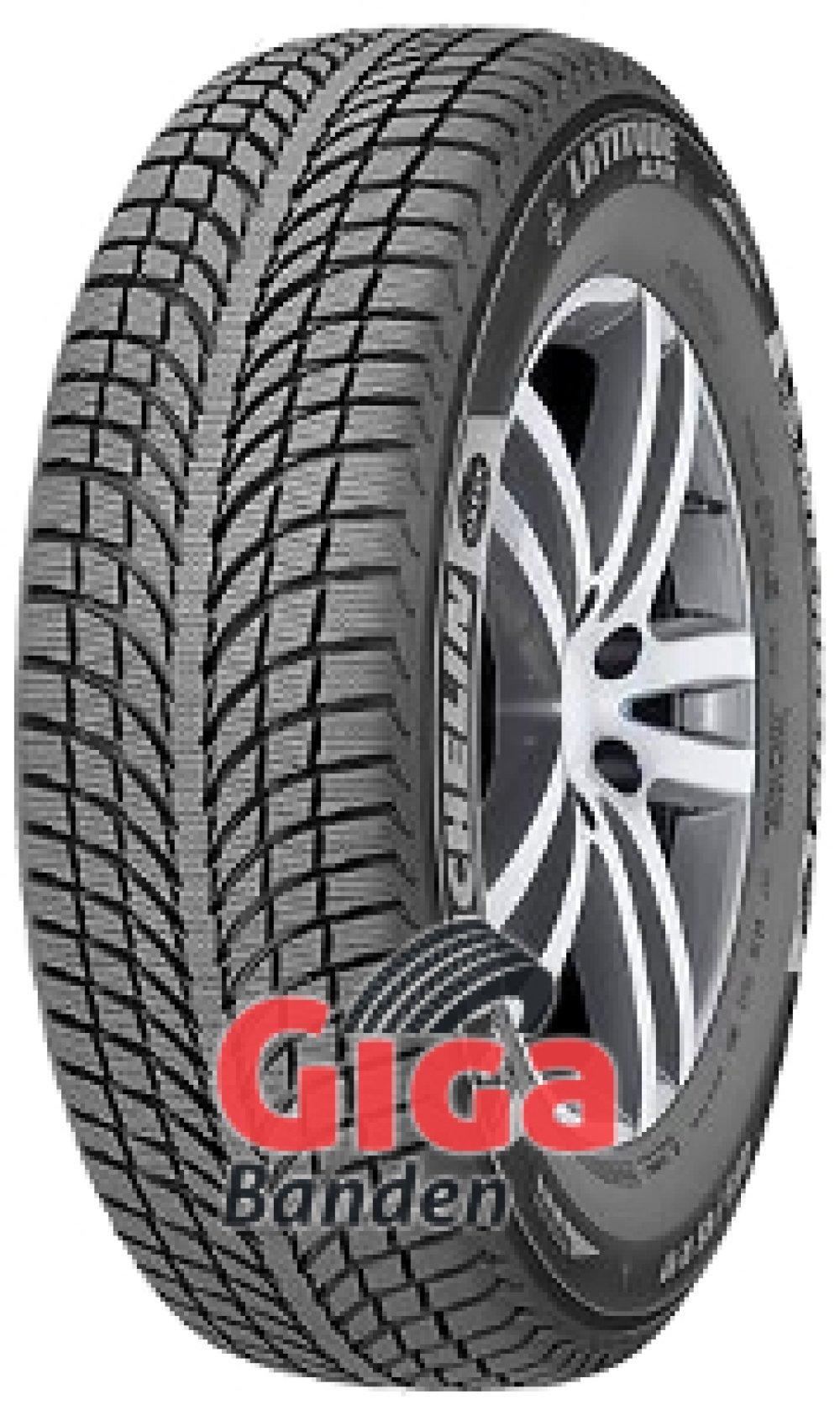 Michelin Latitude Alpin LA2 ZP ( 255/55 R18 109H XL , runflat, *, met wangbescherming (FSL) )