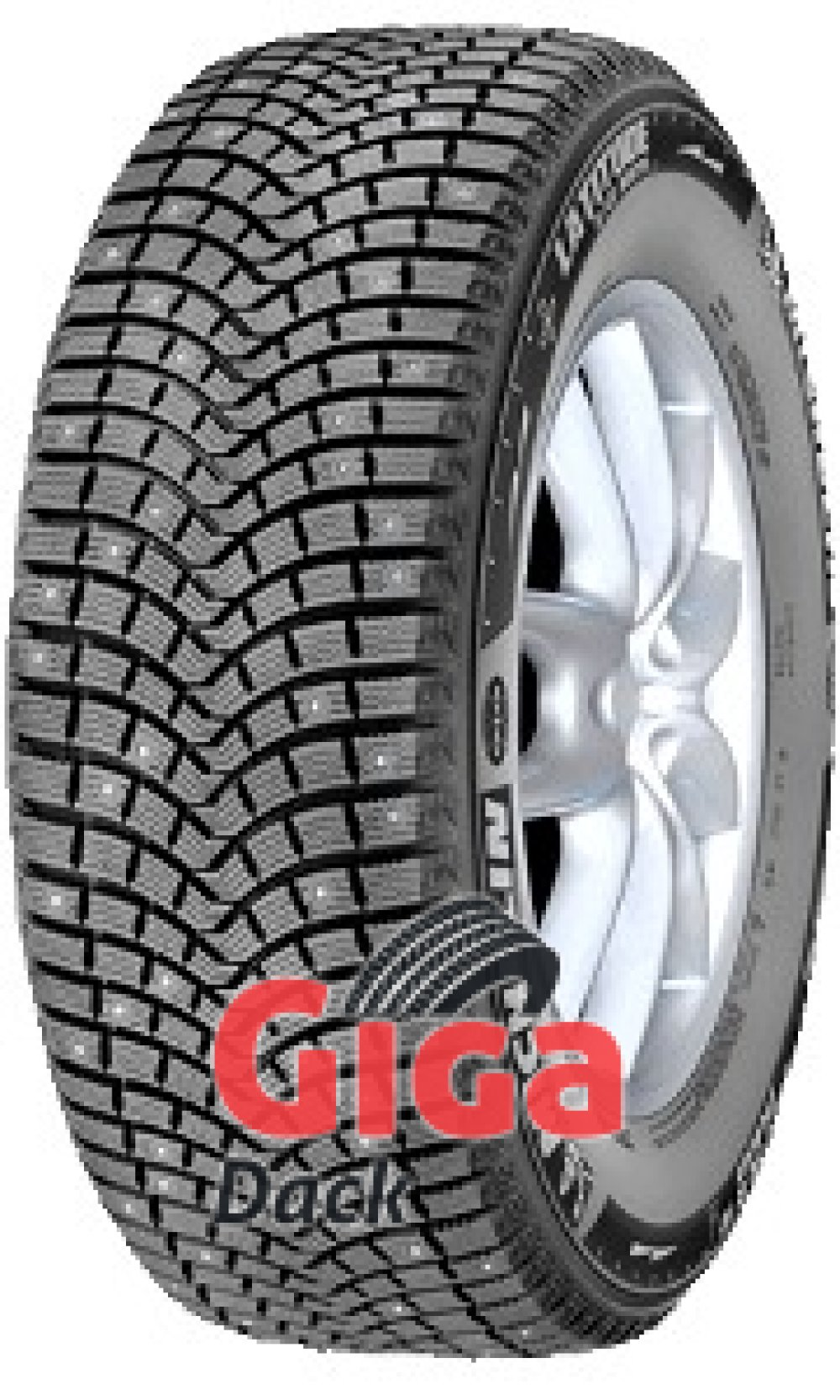 Michelin Latitude X-ICE North LXIN2 ( 255/45 R20 105T XL , Dubbade, GRNX )