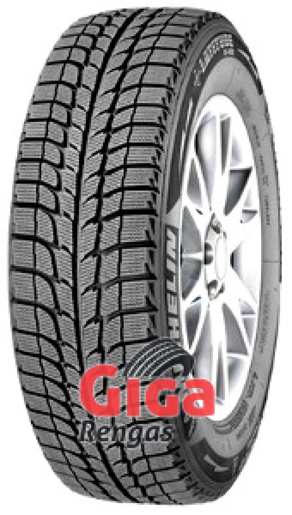 Michelin LATITUDE X-ICE XI2 ZP ( 255/50 R19 107H XL , runflat, GRNX, Pohjoismainen kitkarengas, vanteen suojalistalla  (FSL) )