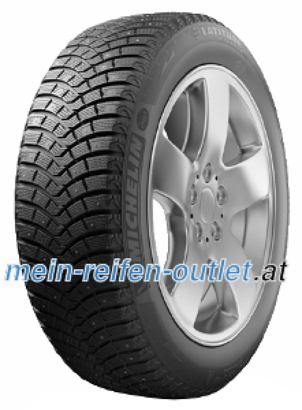 Michelin Latitude X-Ice North 2+ ( 255/55 R18 109T XL bespiked, mit Felgenschutzleiste (FSL) )