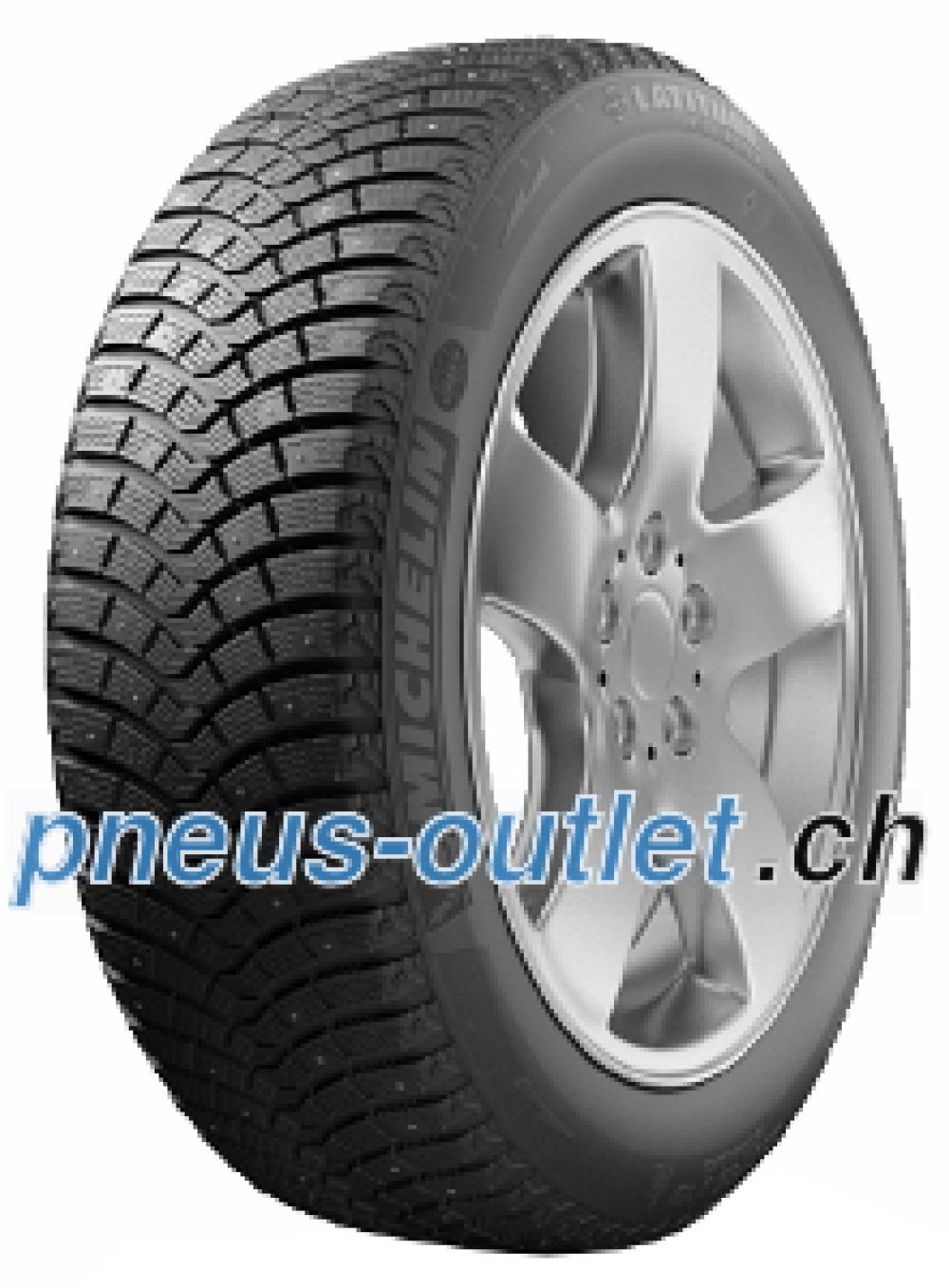 Michelin Latitude X-Ice North 2+ ( 275/45 R20 110T XL , Clouté, avec rebord protecteur de jante (FSL) )