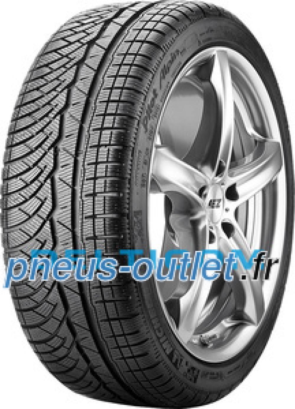 Michelin Pilot Alpin PA4 ZP ( 245/50 R18 100H runflat, * )