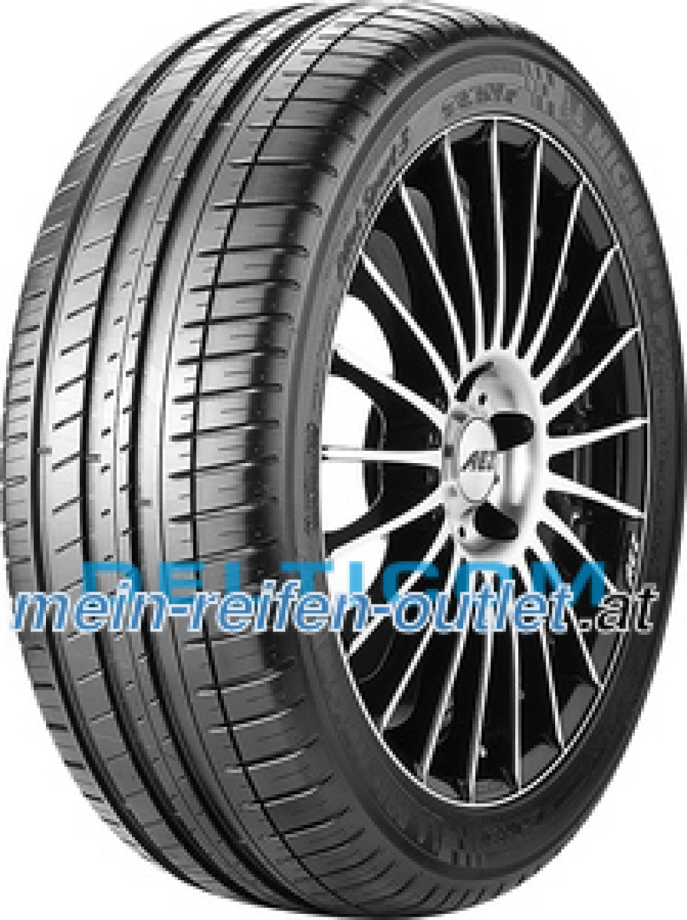 Michelin Pilot Sport 3 ZP ( 245/35 R20 95Y XL runflat, MOE, *, GRNX, mit Felgenschutzleiste (FSL) )