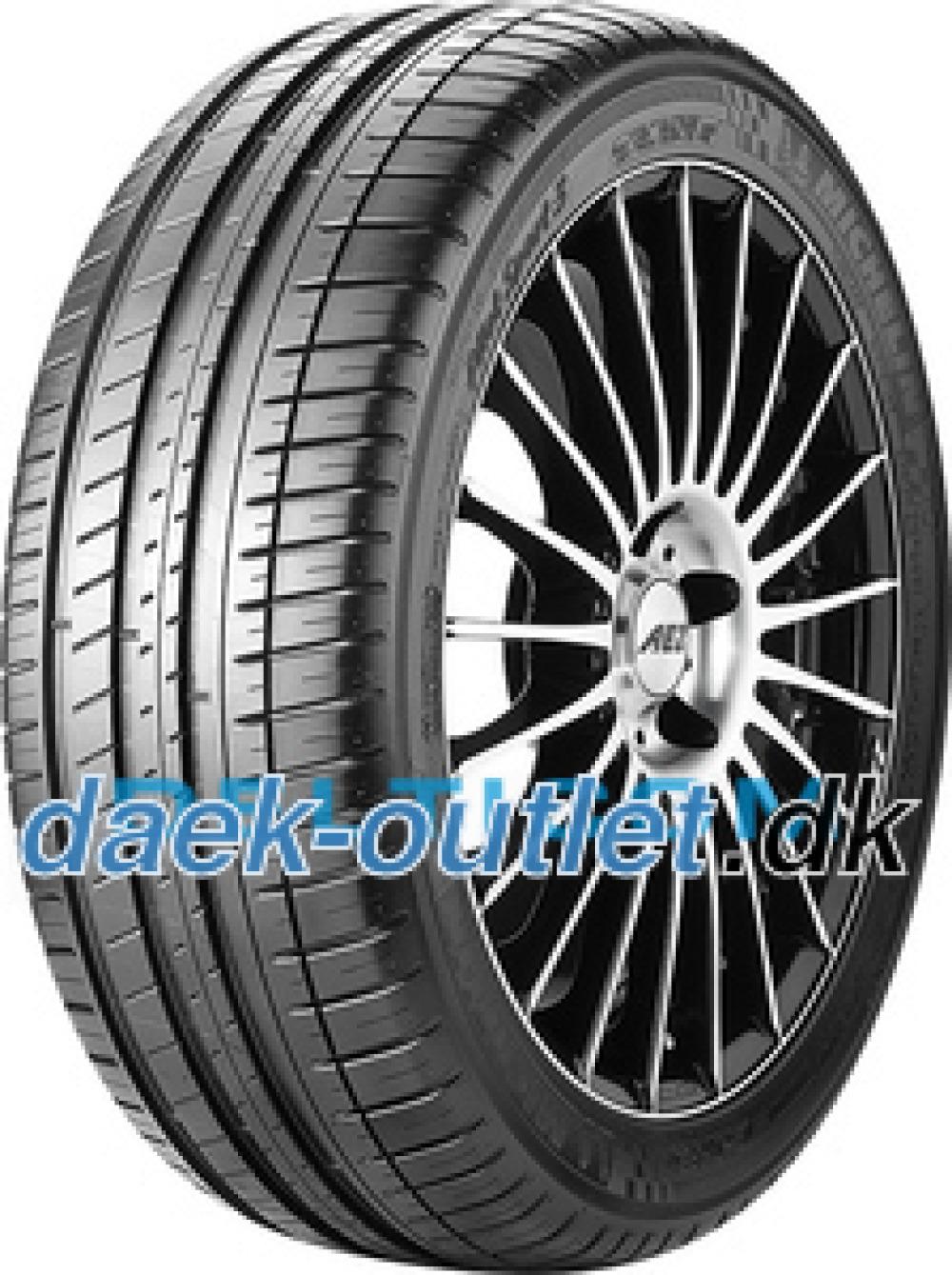 Michelin Pilot Sport 3 ZP ( 245/35 R20 95Y XL *MOE, Acoustic, med fælgbeskyttelses liste (FSL), runflat )