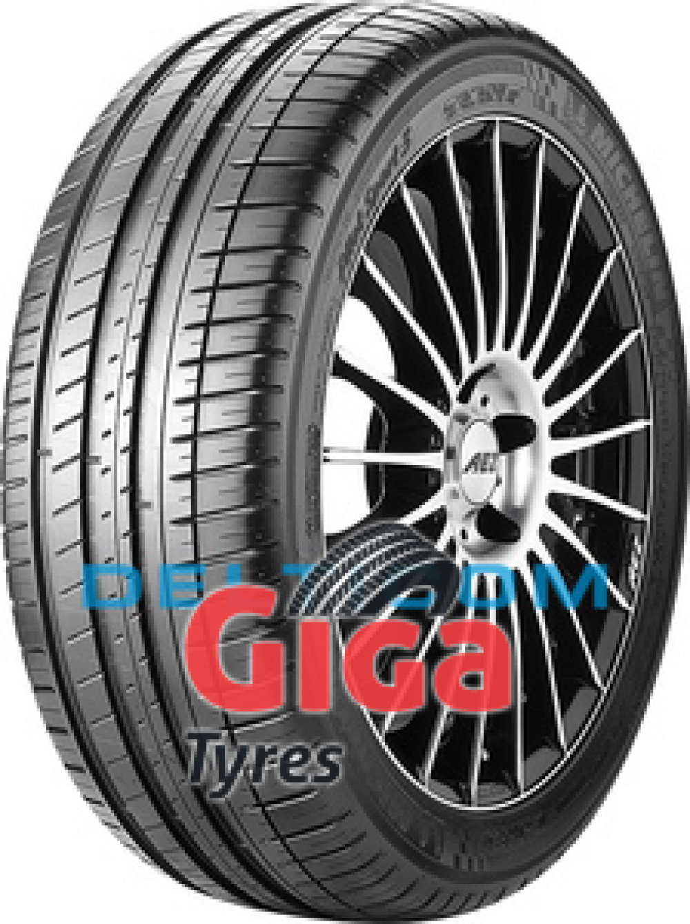 Michelin Pilot Sport 3 ZP ( 245/35 ZR18 92Y XL runflat, with rim protection ridge (FSL) )