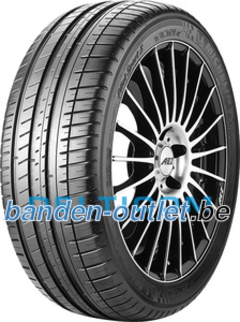 Michelin Pilot Sport 3 ZP ( 255/35 ZR18 94Y XL runflat, met wangbescherming (FSL) )