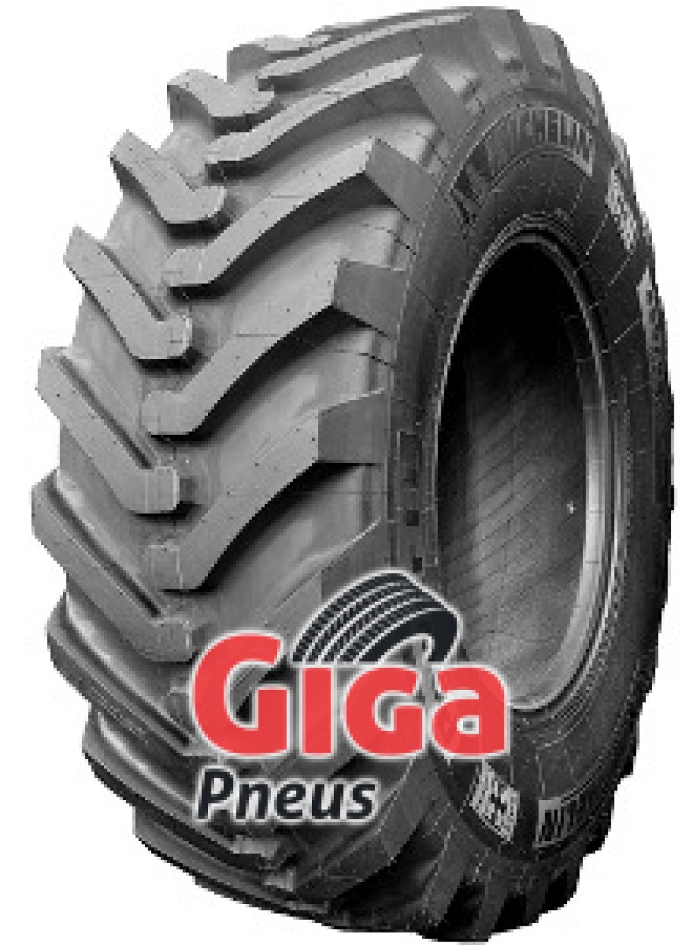 Michelin Power CL ( 440/80 -24 168A8 TL Double marquage 16.9 - 24 )