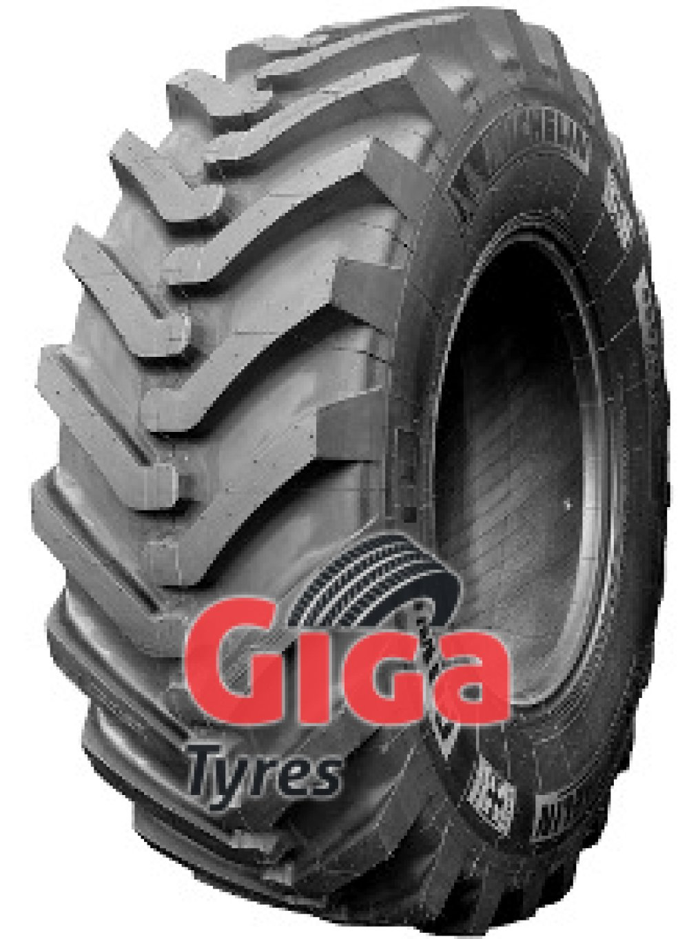Michelin Power CL ( 440/80 -24 168A8 TL Dual Branding 16.9 - 24 )
