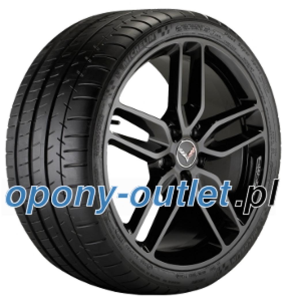 Michelin Pilot Super Sport ZP ( 285/35 ZR19 (99Y) runflat, z listwą ochraniającą felgę (FSL) )